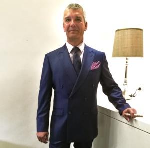 costume sur-mesure homme