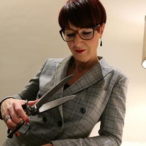 tailleur sur-mesure femme